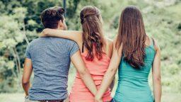 offene Beziehung