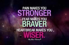 Spruch bei gebrochenen Herz