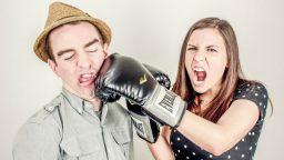 streiten mit Ex